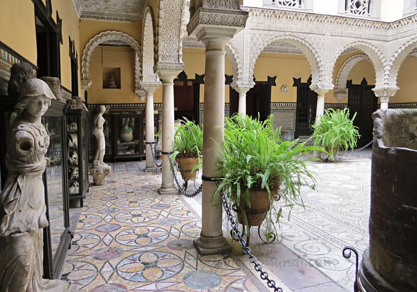 Casa palacio de la condesa de lebrija sevilla que ver y for Alquiler de casas en lebrija sevilla